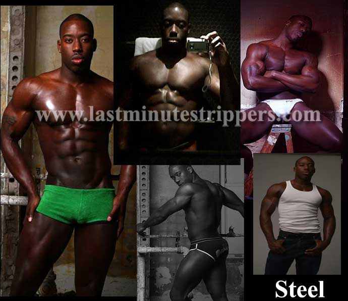Steel Male Stripper